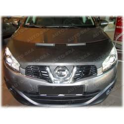 Hood Bra for  Nissan Qashqai m.y. 2010 - 2013