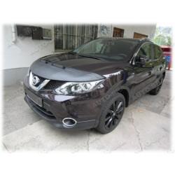 Hood Bra for  Nissan Qashqai m.y. 2013-2017