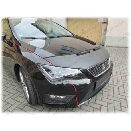 Haubenbra für  Seat Leon 5F Mk3  Bj. 2012-heute