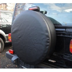CARBON BLACK Spare Wheel Cover