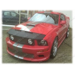 Hood Bra for Ford Mustang V m.y. 2005 - 2010