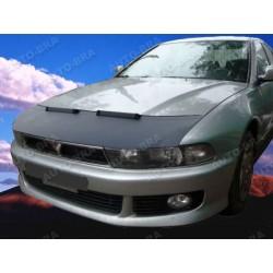 Hood Bra for Mitsubishi Galant EA0 8. Gen m.y. 1996 - 2006