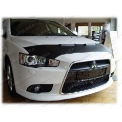 Hood Bra for Mitsubishi Lancer CY0 m.y. 2007-2014
