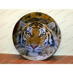 Temas Tigre Cubierta de rueda de repuesto