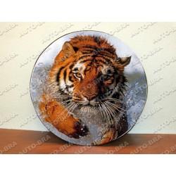 Motive Tiger Reserveradabdeckung Reserveradhülle Reifencover