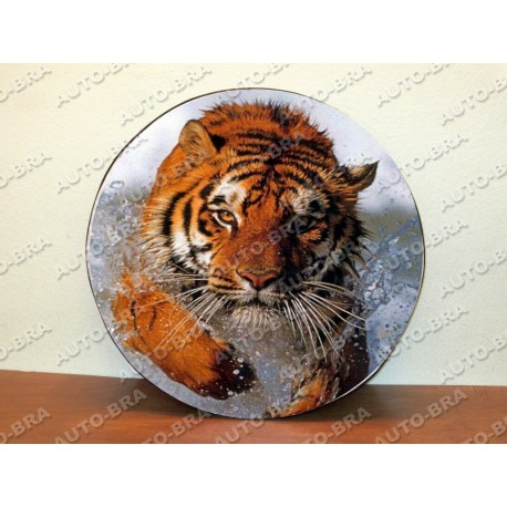 Themes Tiger Spare Wheel Cover