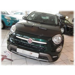 Hood Bra for Fiat 500 X m.y. 2014-present