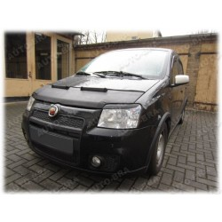 Hood Bra for Fiat Panda Bj. 2003 - 2012