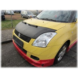 Hood Bra for Suzuki Swift m.y. 2005 - 2010