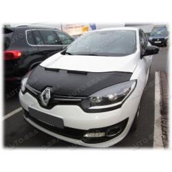 Hood Bra for Renault Megane III m.y. 2008 - 2014