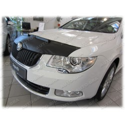 Hood Bra for Skoda SuperB II 2 m.y. 2008-2013