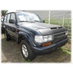 Deflektor kapoty pro Toyota Land Cruiser J8 r.v. 1990 - 1997