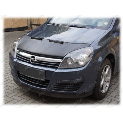 Hood Bra for Opel Vauxhall Astra H m.y. 2004 - 2010