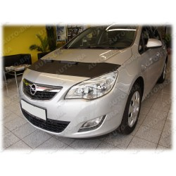 Hood Bra for Opel Vauxhall Astra J m.y. 2009