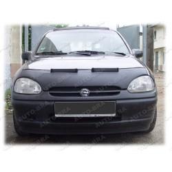Haubenbra für Opel Vauxhall Corsa B Bj. 1993 - 2000