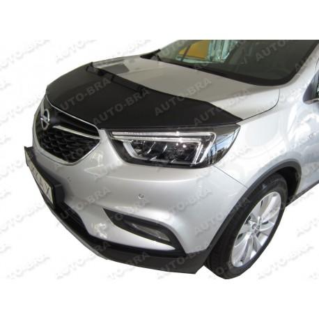 Hood Bra for Opel Vauxhall Mokka X m.y. 2016 -present