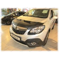 Hood Bra for Opel Vauxhall Mokka m.y. 2012-2016