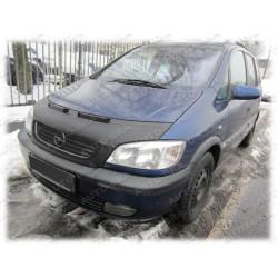 Hood Bra for Opel Vauxhall Zafira A m.y. 1999-2005