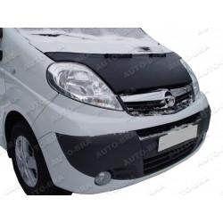 Hood Bra for Opel Vauxhall Vivaro A m.y. 2001 - 2014