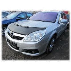 Hood Bra for Opel Vauxhall Vectra C m.y. 2005 - 2008