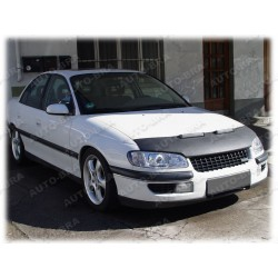 Hood Bra for Opel Vauxhall Omega B1 m.y. 1994 - 1999