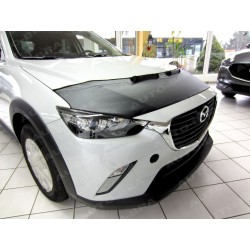 Hood Bra for Mazda CX 3 m.y. since 2015