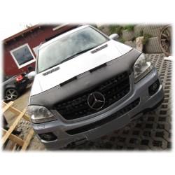 Hood Bra for Mercedes M-kl. W164 m.y. 2005 - 2011