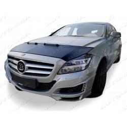 Hood Bra for Mercedes-Benz CLS m.y. 2011-2017