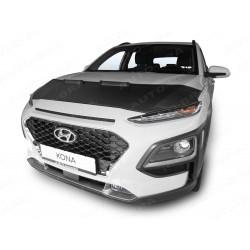 Deflektor kapoty pro Hyundai Kona a.c.  2017