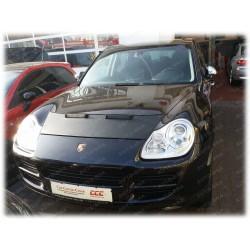 Hood Bra for Porsche Cayenne m.y.  2002 - 2010
