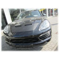 Hood Bra for Porsche Cayenne m.y.  2010 - 2014