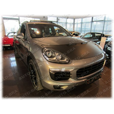 Hood Bra for Porsche Cayenne m.y. since 2014