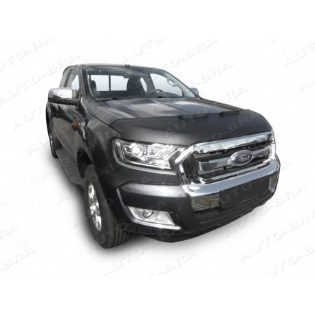Hood Bra for Ford Ranger m.y. 2017