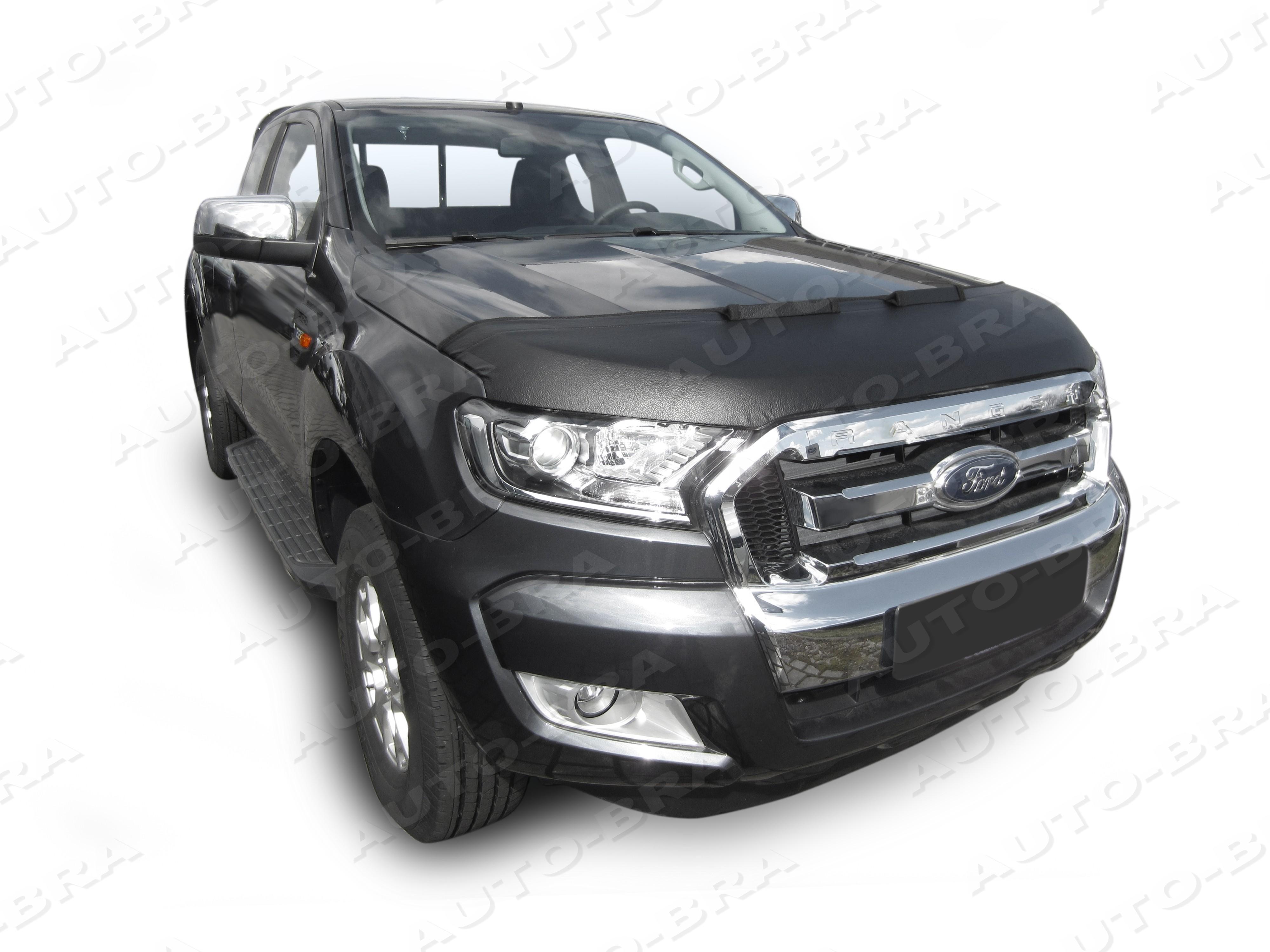 Ford Ranger 2017 >> Car Hoodbra Stoneguard Bonnetbra Bonnet Bra Ford Ranger 2017 Auto Bra
