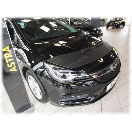Hood Bra for Opel Vauxhall Astra K m.y. 2015