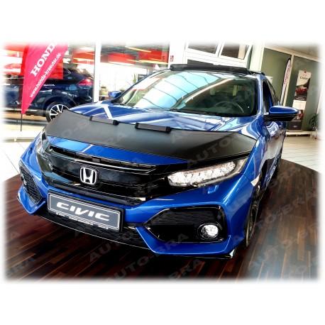 Hood Bra for  Honda Civic 10 generation  m.y. 2015