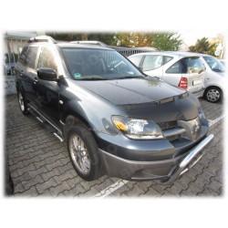 Hood Bra for Mitsubishi OUTLANDER m.y. 2001 - 2006
