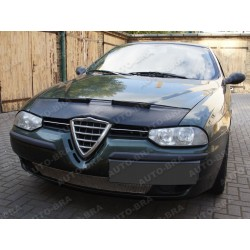 Hood Bra for Alfa Romeo 156 Y.r. 1997 - 2003