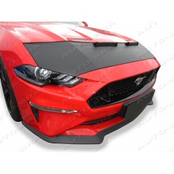 Hood Bra for Ford Mustang V m.y. 2010 - 2014