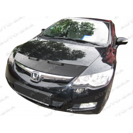 Hood Bra for  Honda Civic 8 generation  m.y. 2005-2011