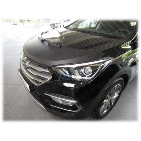 Дефлектор для Hyundai Santa Fe  г.в. 2006-2012