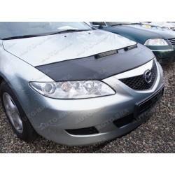BRA de Capot   Mazda 6 1. Gen. a.c. 2002-2008