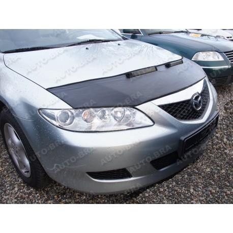 Hood Bra for   Mazda 6 1. Gen m.y.  2002 - 2008