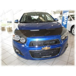Hood Bra for Chevrolet AVEO since  2011 - present