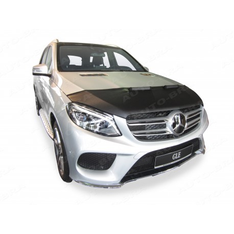 Hood Bra for Mercedes-Benz GLE W1663 C292 m.y. 2015-present