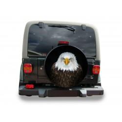 Themes Eagle Spare Wheel Cover