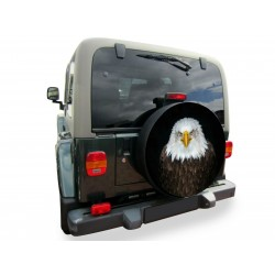 Themes Horse Spare Wheel Cover