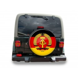 Themes GDR Spare Wheel Cover
