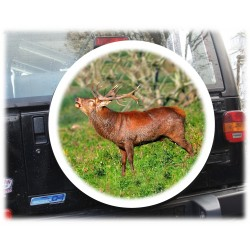 Themes Hunt Spare Wheel Cover