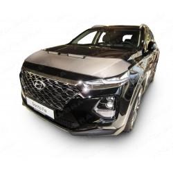 Hood Bra for Hyundai Santa Fe m.y. 2006-2012